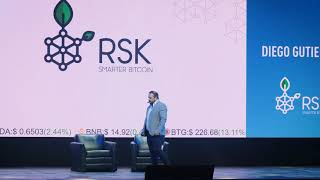 Diego Gutierrez - RSK Labs - The North American Bitcoin Conference 2018