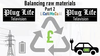 Watt Barriers: balancing battery raw materials Part 2 | Plug Life Television episode 24
