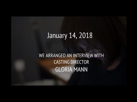Gloria Mann Casting Director   to the full