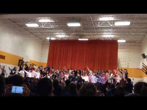 Cedar park 5th grade program