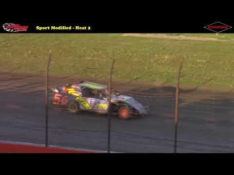 Sport Modified -- 7/15/17 -- Park Jefferson Speedway