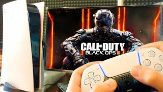 ASÍ ES CALL OF DUTY BLACK OPS 3 EN PS5 - AlphaSniper97