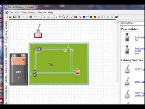 circuit simulator pcb maker free downloadschematic editor circuit rh youtube com