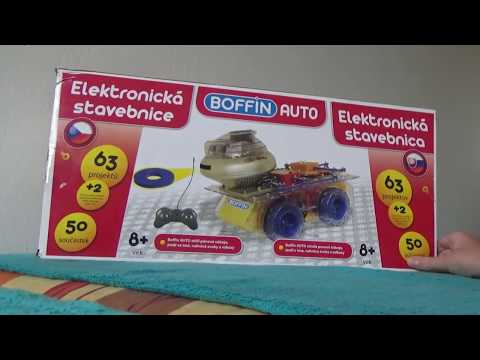 How to build a car (BOFFIN CAR)
