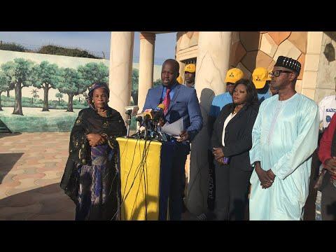 Présidentielle 2019 au Senegal: Mamadou Lamine Massaly soutient la candidature de Madické Niang