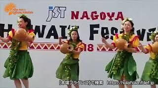 名古屋 ハワイフェスティバル 2018
