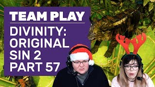 Let's Play Divinity Original Sin 2 | Part 57: The Last Forest Tiger