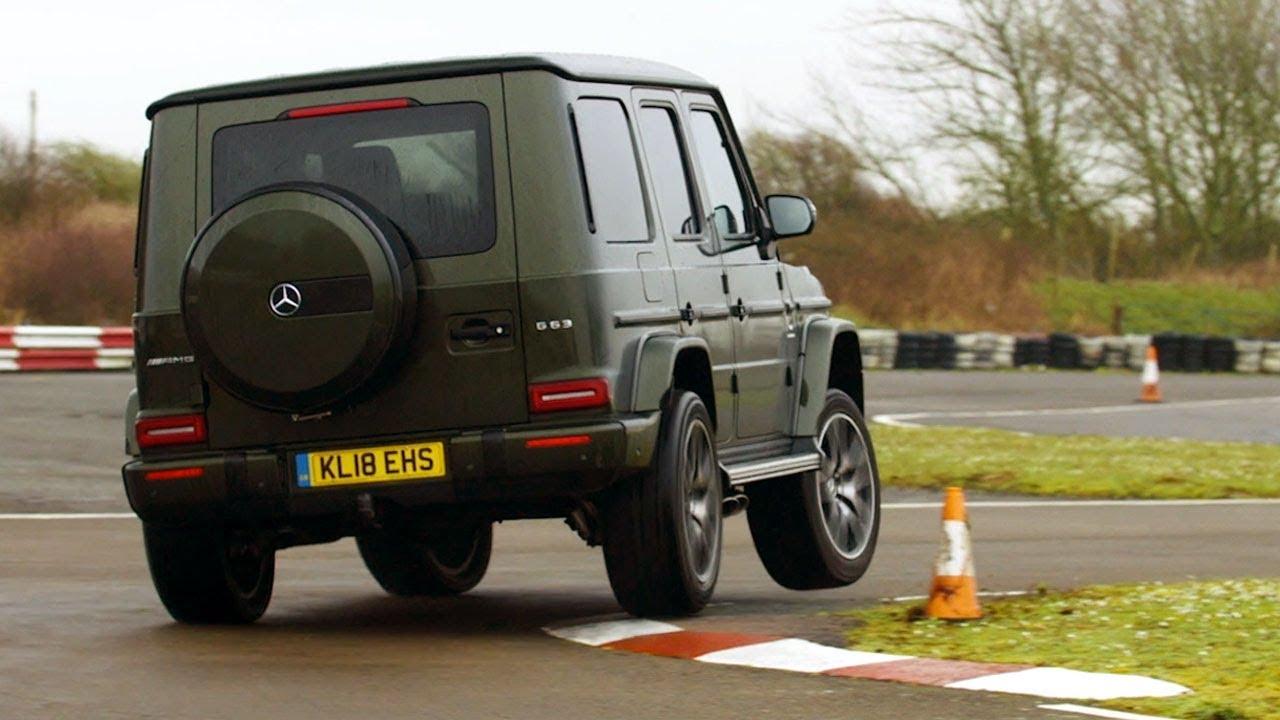 The Mercedes-Benz AMG G 63 | Chris Harris Drives | Top Gear