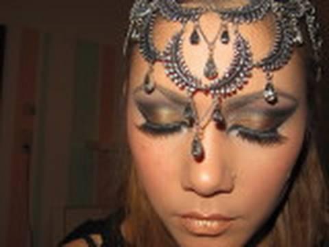 Fasching Karneval Orientalische Prinzessin Youtube