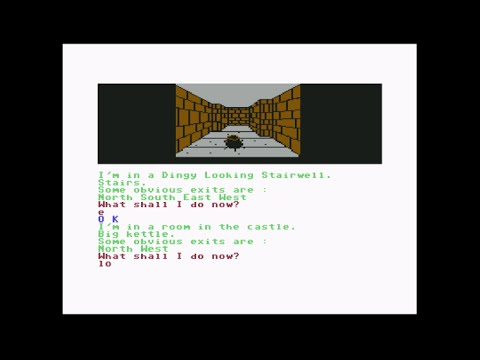 C64: Voodoo Castle