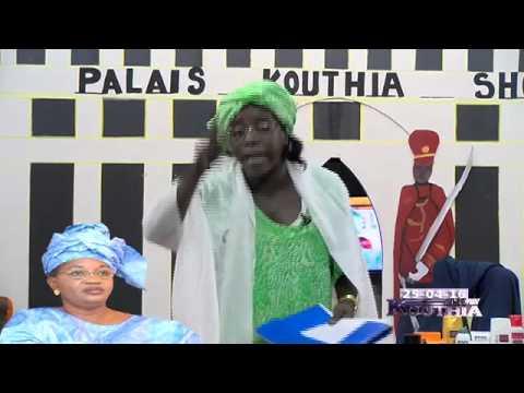 la réÂ�ponse d'Aida Mbodji a Fatou SéÂ�ne Kouthia show - 25 Avril 2016 - TFM