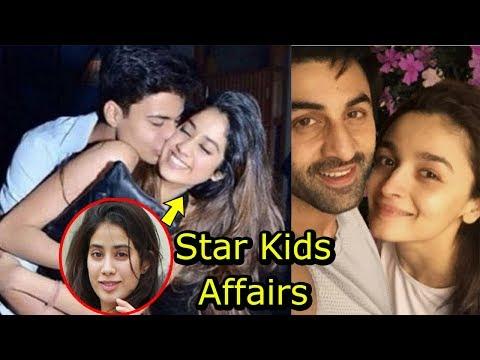 Bollywood Famous Star Kids Affairs | 2018