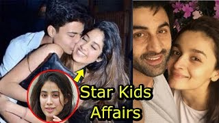 Gambar cover Bollywood Famous Star Kids Affairs | 2018