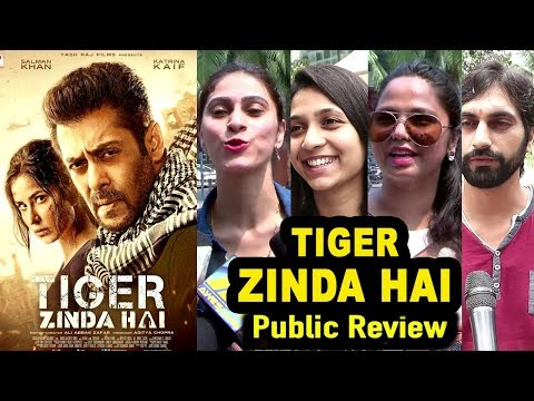 Tiger Zinda Hai Movie Public REVIEW -...