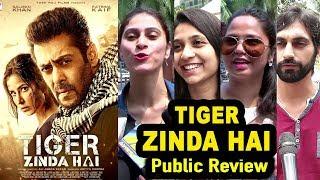Tiger Zinda Hai Movie Public REVIEW - First Day First Show Review - Salman Khan,Katrina Kaif