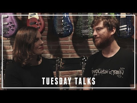 NICK REINHART of TERA MELOS [Tuesday Talks]