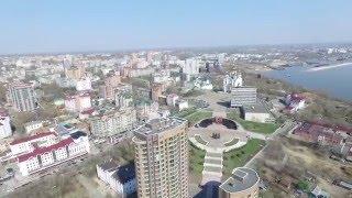 Хабаровск (аэросъемка)