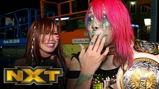 Why did Asuka spray Paige with green mist?: NXT Exclusive, Oct. 30, 2019