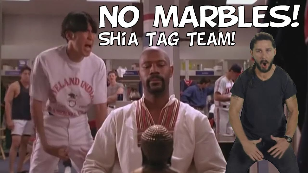 Shia Labeouf Major League No Marbles Motivation Youtube