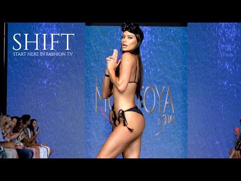 LILIANA MONTOYA 4K / 2020 Bikini Fashion Show / Miami Swim Week 2019