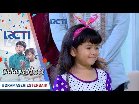 CAHAYA HATI - Azizah Lucu Untuk Pertama Kali Ketemu Rafa [18 Oktober 2017]