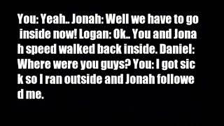 Imagine Jonah Marais season 2 part 34 THANKSGIVING SPECIAL