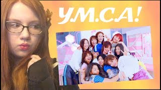 New Take On A Classic!    YMCA (E-girls Ver)【PV 反応する】E-girls
