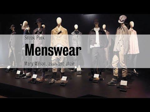 Menswear Fashion Institute Of Technology