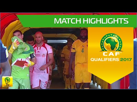 Togo vs Tunisia | Africa Cup of Nations Qualifiers 2017