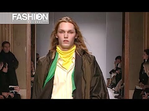 BURBERRY Fall 2003 2004 Menswear Milan - Fashion Channel