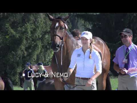 Lucy Davis NEMO North American Young Riders FEI CHampionships GOLD TEAM JUMPERS