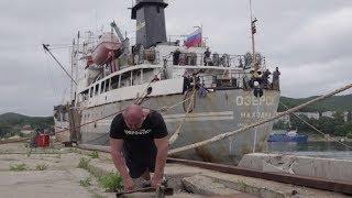 Силач передвинул корабль весом четыре тысячи тонн