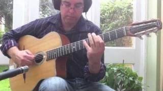 Anouman by Django Reinhardt - gypsy jazz guitar