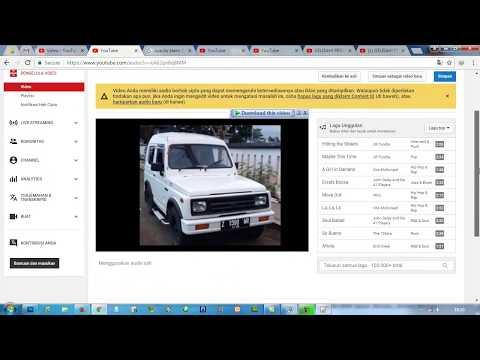 Dapat Email PERINGATAN KLAIM HAK CIPTA CONTENT ID dari Youtube | Apa Isinya?