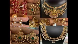 Gold light weight jewellery with prices