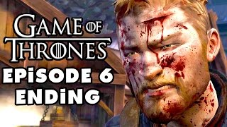 Game of Thrones - Telltale Games - Episode 6: The Ice Dragon - Gameplay Walkthrough Part 3
