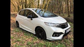 Honda Jazz 1 5 test PL Pertyn Ględzi