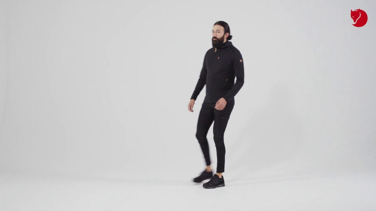 d746ad8906ab4 Fjällräven - Abisko Trekking Tights For Men - YouTube