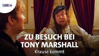 Zu Besuch bei Tony Marshall | Krause kommt