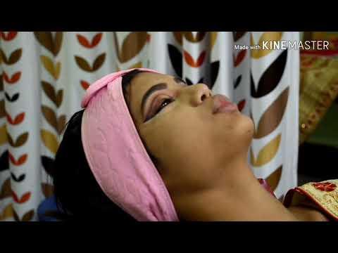Reception look # eyemakup # Muslim Bride # jewelry # lehenga..