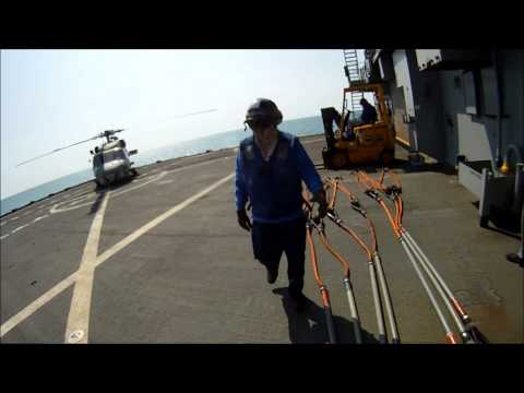 GoPro HD: Military Sealift Command