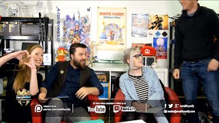 Gaming Talk Show - Games Lounge Series 2 - EP10