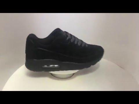Nike Air Max 90 VT Medium Grey Anthracite Black White