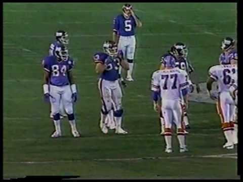 NFL - 1987 Super Bowl XXI - Broncos VS Giants - With John Madden & Pat Summerall - 2nd Half