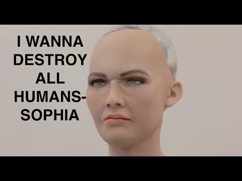 Sophia Humanoid AI ROBOT | END of HUMANITY? | Burma ISSUE| Women Rights In Saudi Arabia.