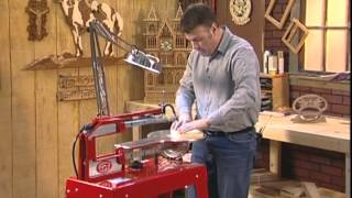 Hawk G4 Scroll Saw Instructional Video