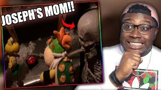 JOSEPH FINDS HIS MOM!   SML Movie: The Magical Button Reaction!