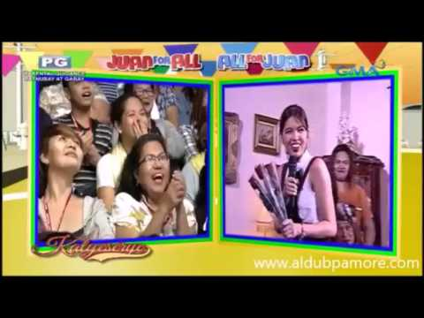 Genuine Kilig Part 11 Aldub/MaiChard (Maine Mendoza and Alden Richards)