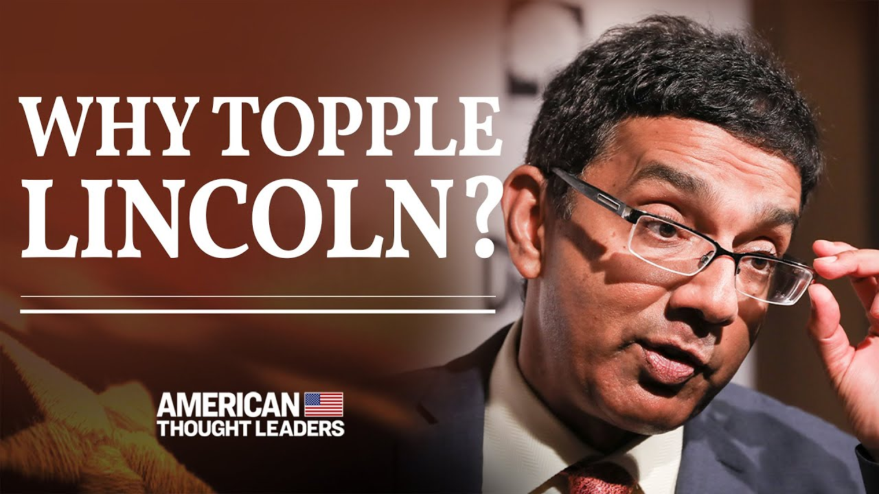 7 PM 7-1-2020Dinesh D'Souza: Statue Toppling Part of Divisive Socialist Push in America | American T