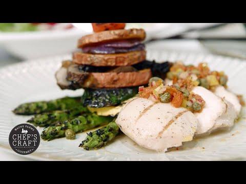 A.J. Letizio - Wayne Farms Chef's Craft Gourmet Sous Vide Chicken
